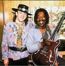 stevie ray and buddy guy