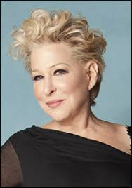 current bette midler
