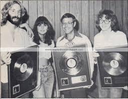 Gold records linda
