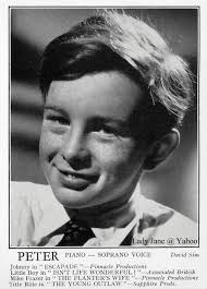 Peter child actor