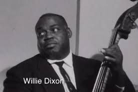 Williw Dixon plating